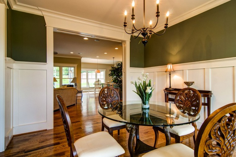 Sonoma Building Company Dining Room