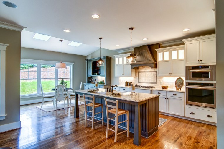 Creating a Home for Sonoma Kitchen