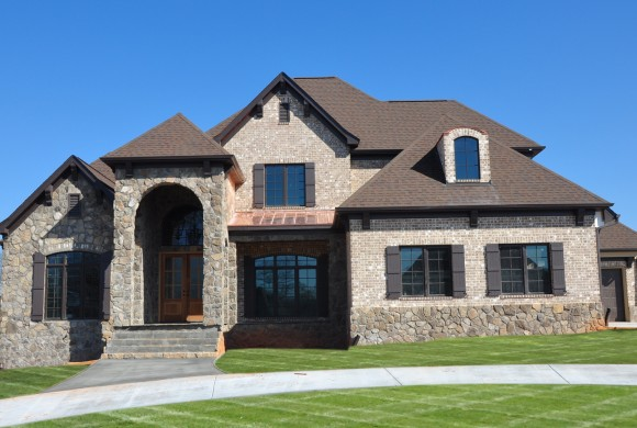 Custom home building winston salem sonoma building for Building a house in nc