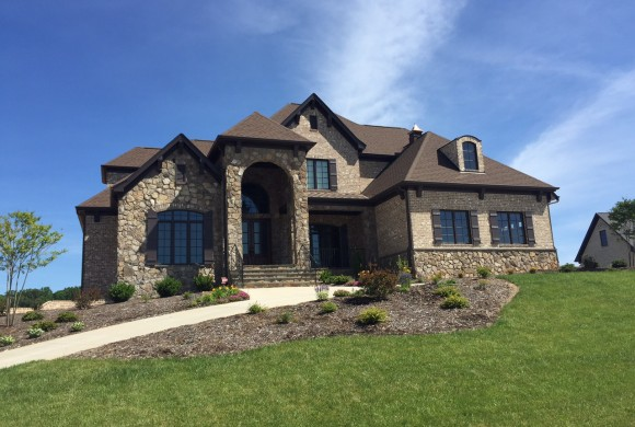 Brookberry Farm Custom Home