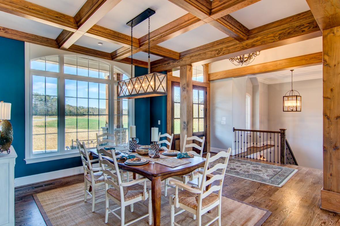 Sonoma Building Company - Custom Home - Lewisville, NC - Parade of Homes