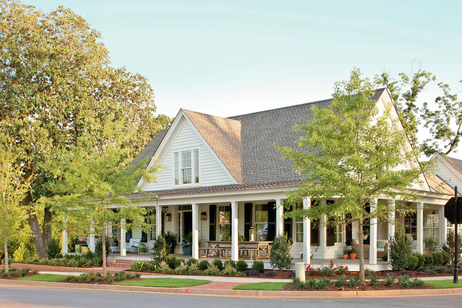 Southern Living 2012 Idea House Farmhouse Revival